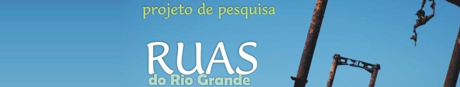 Ruas de Rio Grande IFRS